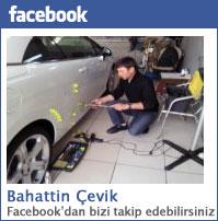 Facebook'dan uygulamalarımızı görebilirsiniz